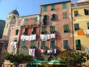 Italian Riveria, Vernazza, Italy