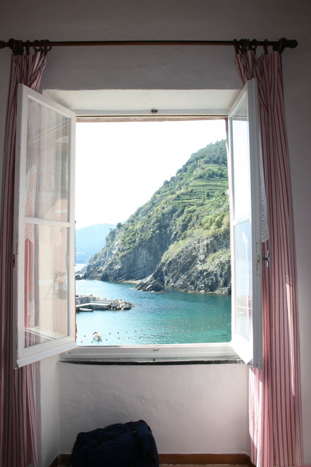 Vernazza at Albergo Barbara