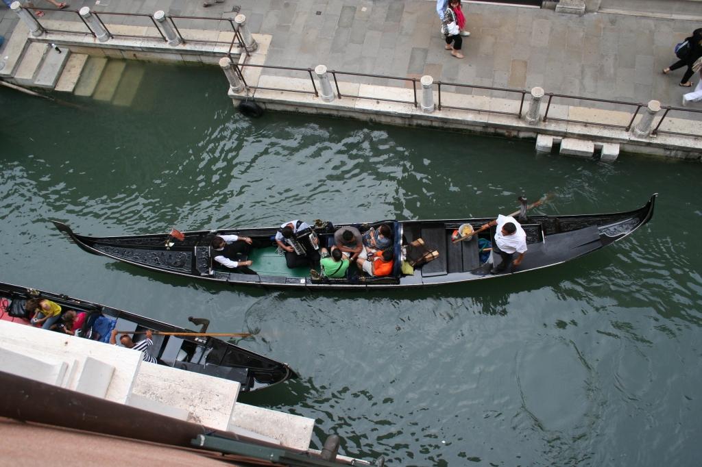 3.  Venice at Locanda Orseolo