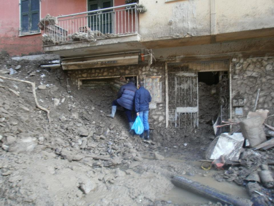 Vernazza, Cinque Terre: A personal account of the flood damage