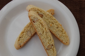 biscotti recipe almonds