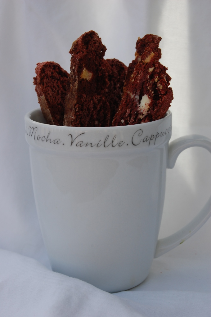 Red Velvet Biscotti Recipe