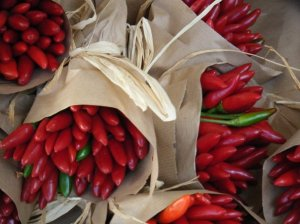 Morning Market in Italy