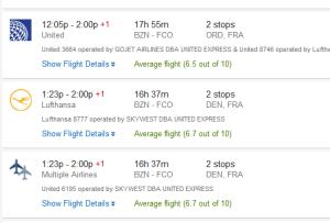 flight compare